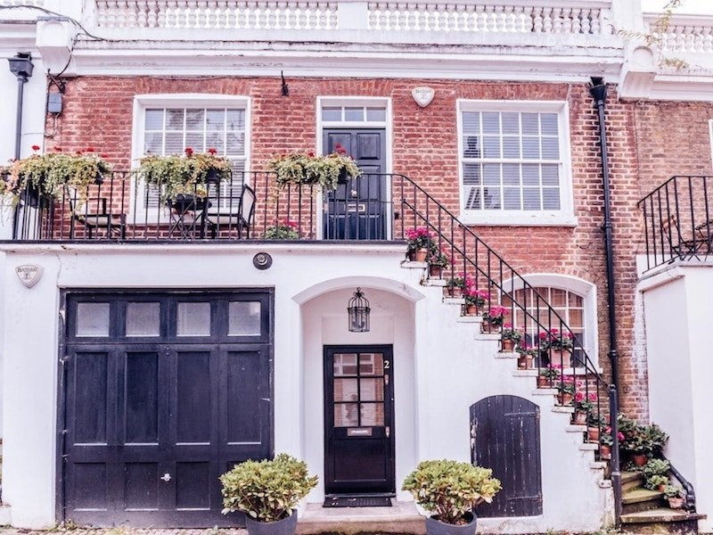 A Victorian home in the heart of London that is someones dream home